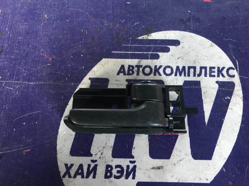 Ручка двери внутренняя Toyota Succeed NCP51 1NZ передняя правая (б/у)
