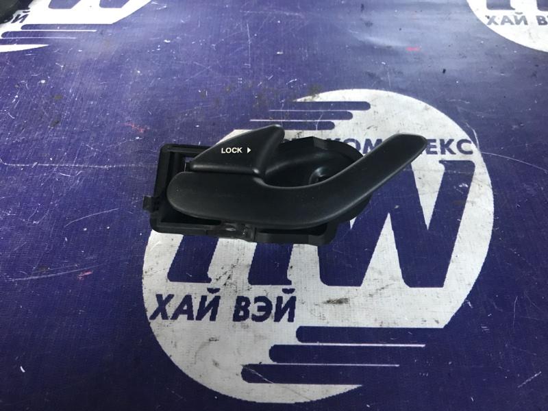 Ручка двери внутренняя Mazda Tribute EP3W L3 задняя левая (б/у)