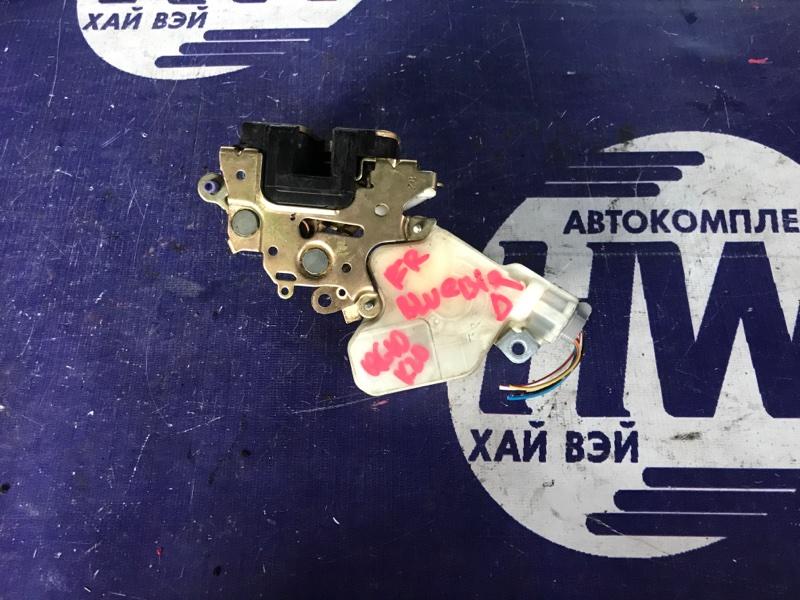 Замок двери Nissan Bluebird Sylphy QG10 QG18 передний правый (б/у)