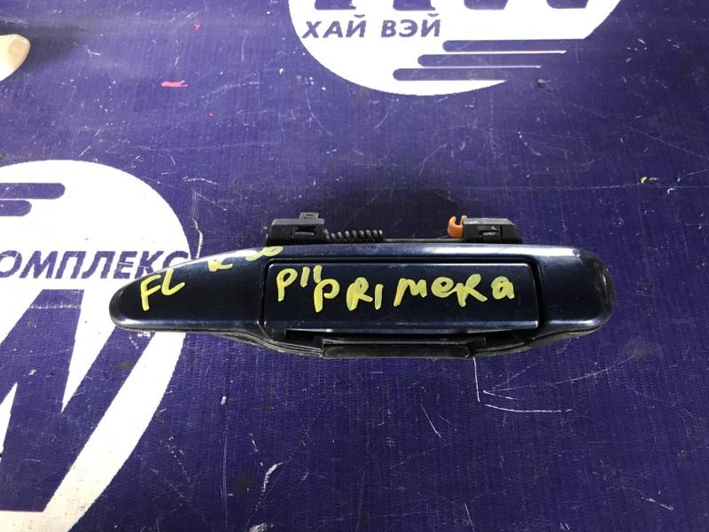 Ручка двери внешняя Nissan Primera P11 SR18 передняя левая (б/у)