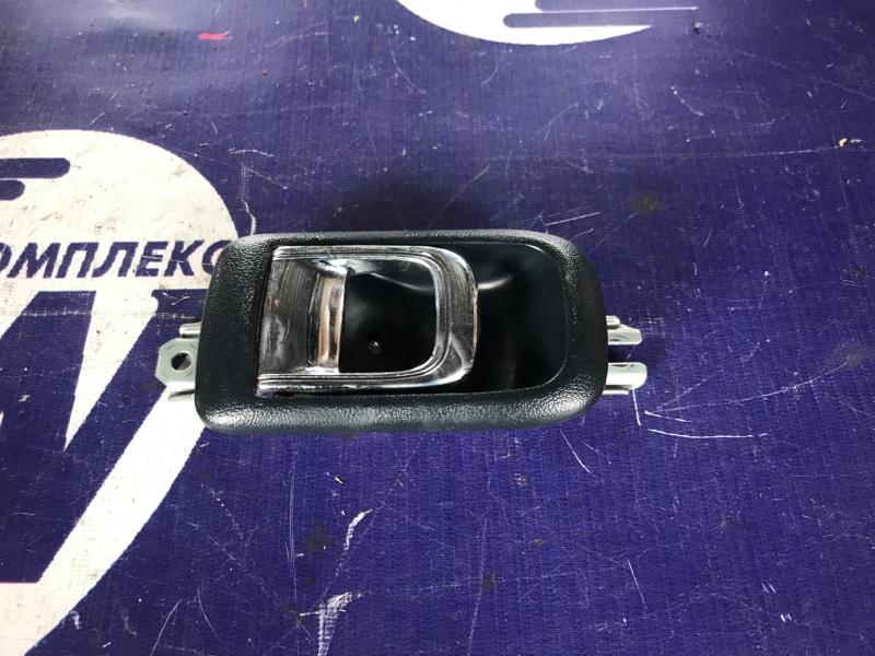 Ручка двери внутренняя Toyota Crown GS136 1G передняя левая (б/у)