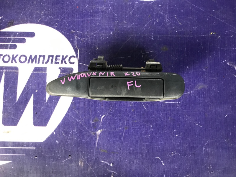 Ручка двери внешняя Nissan Expert VW11 QG18 передняя левая (б/у)