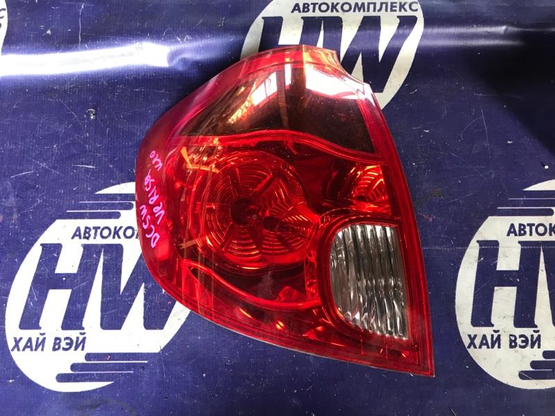 Стоп Mazda Verisa DC5W ZY левый (б/у)