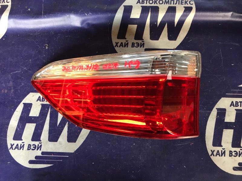 Стоп Honda Airwave GJ1 L15A левый (б/у)