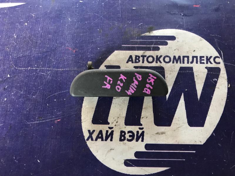 Ручка двери внешняя Mitsubishi Pajero Mini H56A 4A30 передняя правая (б/у)