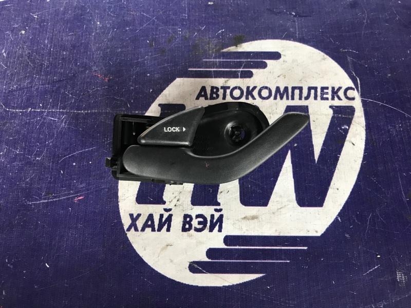 Ручка двери внутренняя Mazda Tribute EP3W L3 передняя левая (б/у)
