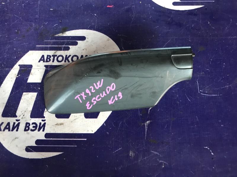 Крышка рейлинга Suzuki Grand Escudo TX92W H27A 2001 задняя правая (б/у)