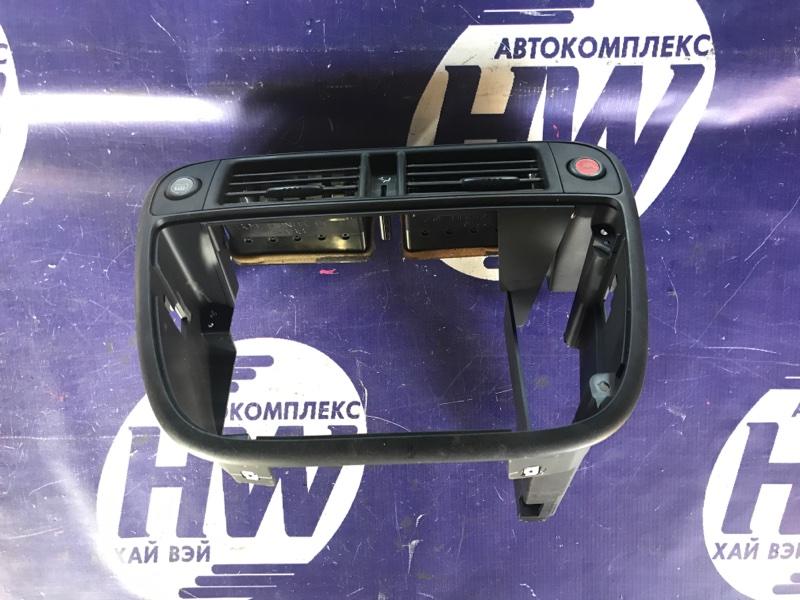 Консоль магнитофона Honda Orthia EL2 B20B (б/у)
