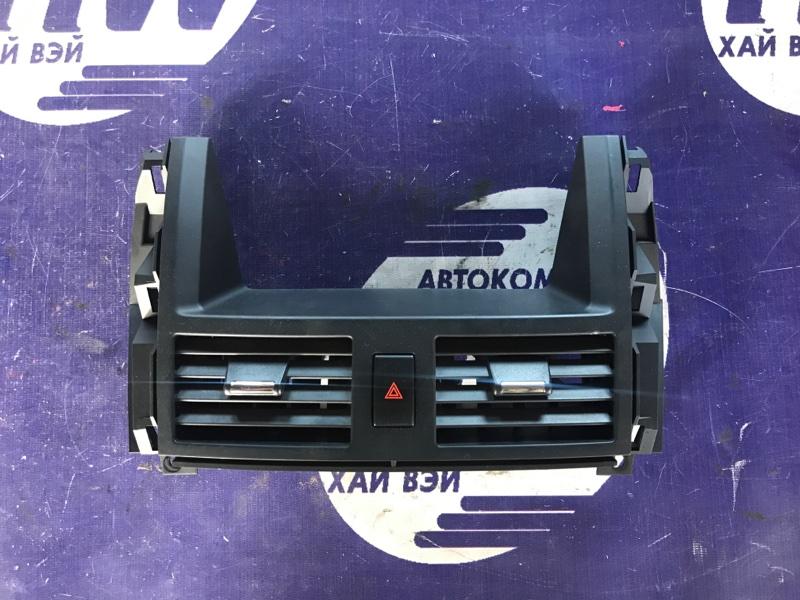 Консоль магнитофона Nissan Teana J31 VQ23 (б/у)