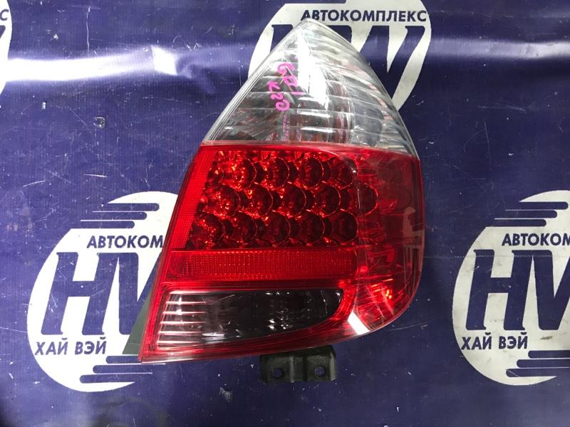 Стоп Honda Fit GD1 L13A 2006 правый (б/у)