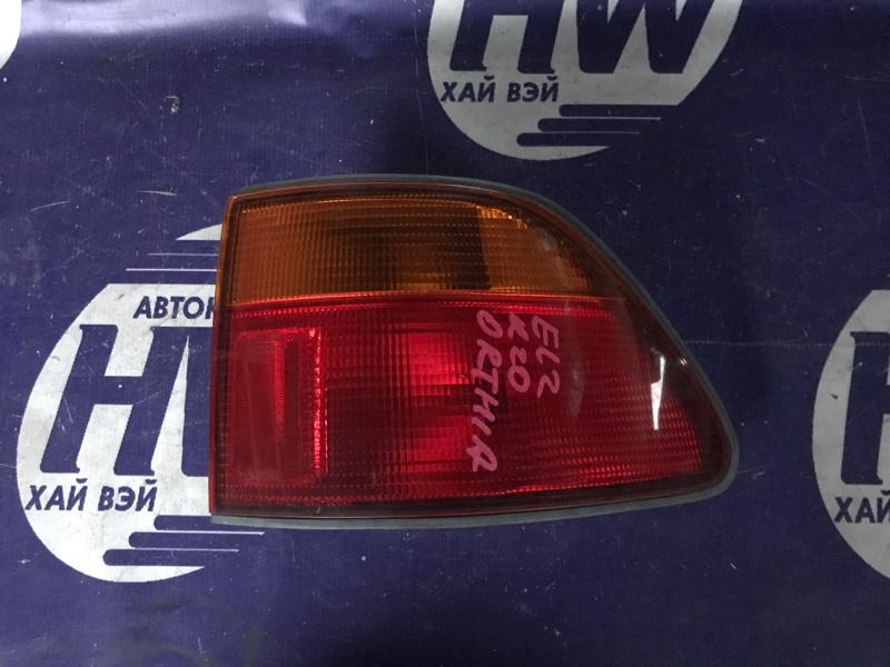 Стоп Honda Orthia EL2 B20B правый (б/у)