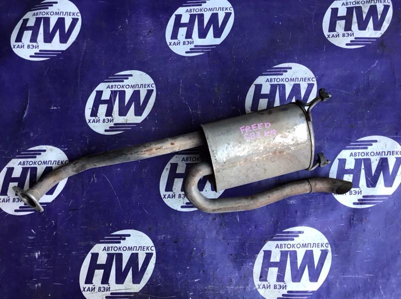 Глушитель Honda Freed GB3 L15A (б/у)