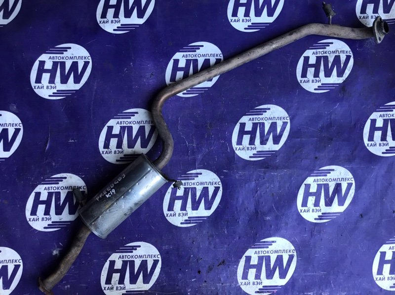 Глушитель Honda Freed GB3 L15A 2008 (б/у)