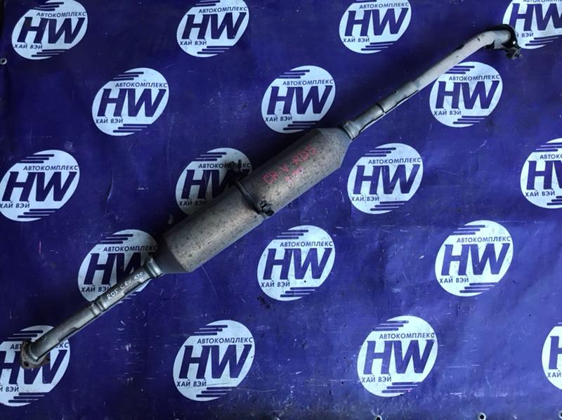 Глушитель Honda Cr-V RD5 K20A 2003 (б/у)