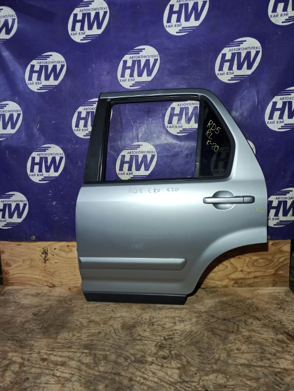 Дверь Honda Cr-V RD5 K20A 2003 задняя левая (б/у)