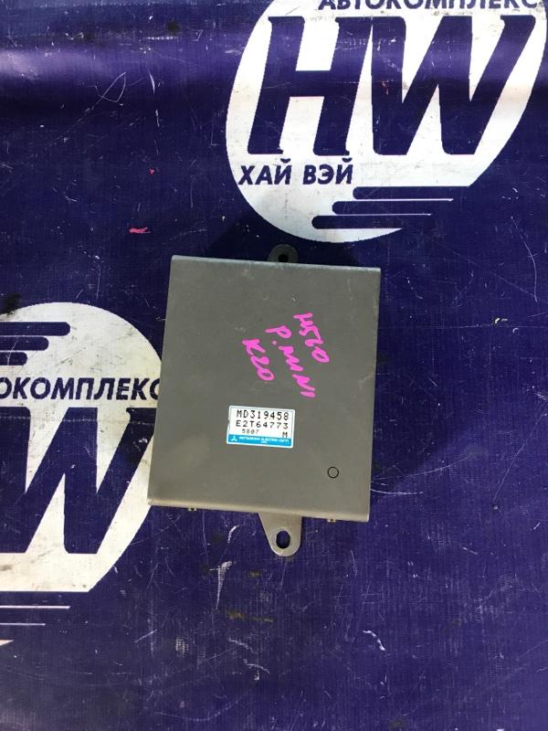Компьютер двс Mitsubishi Pajero Mini H56A 4A30 (б/у)
