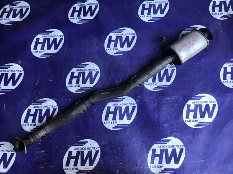 Глушитель Nissan Expert VW11 QG18 (б/у)