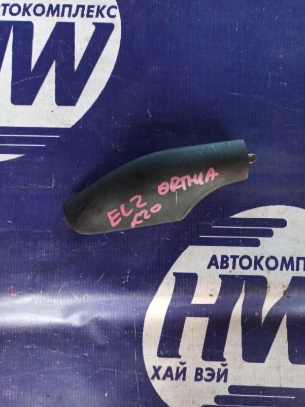 Крышка рейлинга Honda Orthia EL2 B20B задняя правая (б/у)