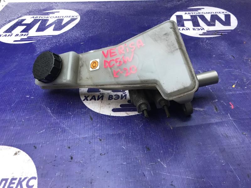 Главный тормозной цилиндр Mazda Verisa DC5W ZY (б/у)