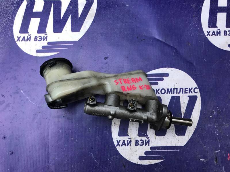 Главный тормозной цилиндр Honda Stream RN6 R18A (б/у)