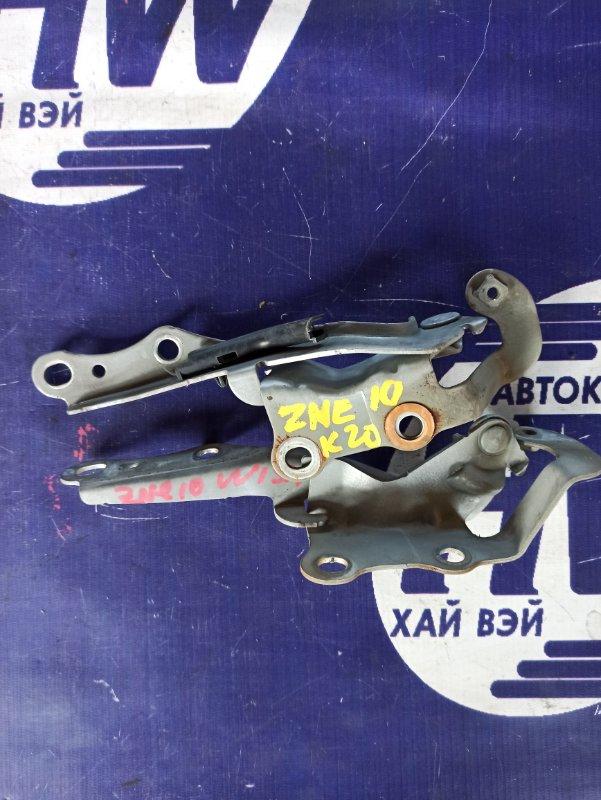 Петля капота Toyota Wish ZNE10 1ZZ 2006 (б/у)