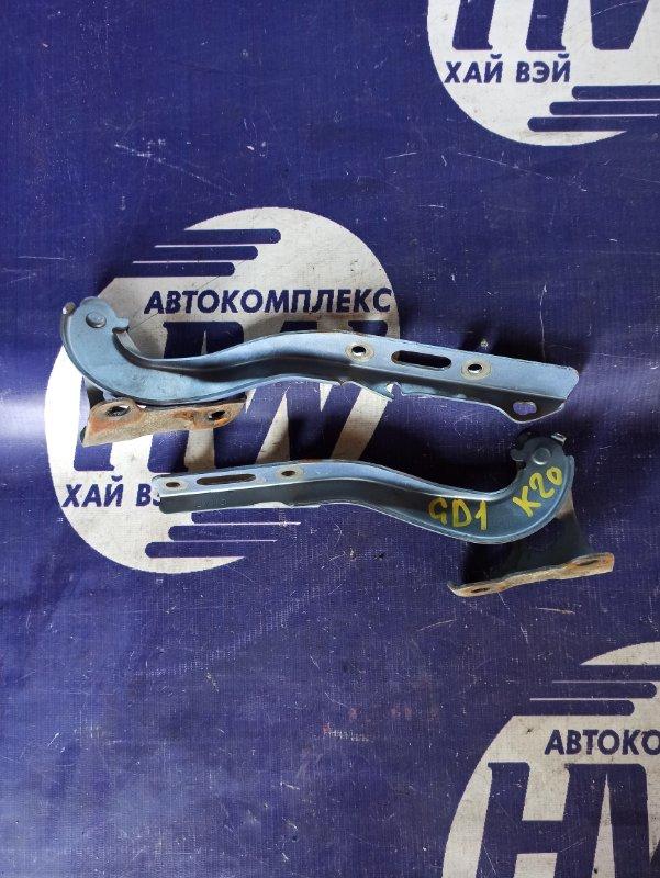 Петля капота Honda Fit GD1 L13A (б/у)
