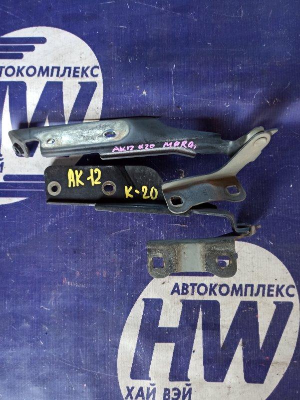Петля капота Nissan March AK12 CR12 (б/у)