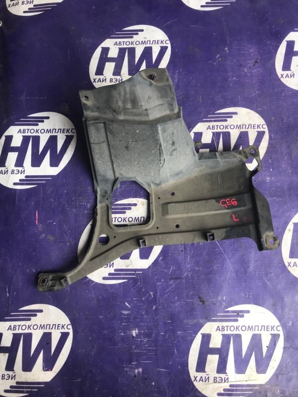 Защита двигателя Honda Accord CF6 F23A левая (б/у)