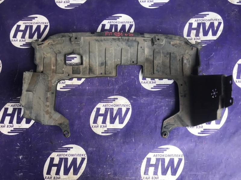 Защита двигателя Honda Fit GD1 L13A (б/у)