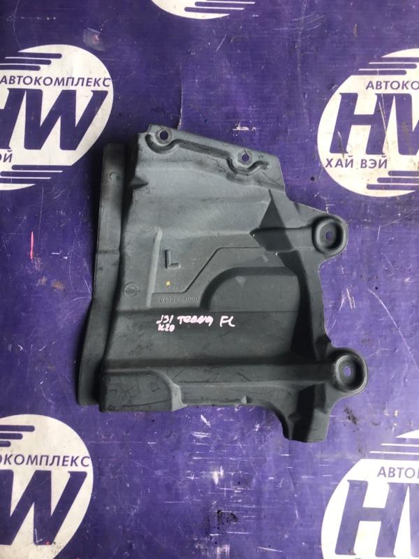 Защита двигателя Nissan Teana J31 VQ23 левая (б/у)