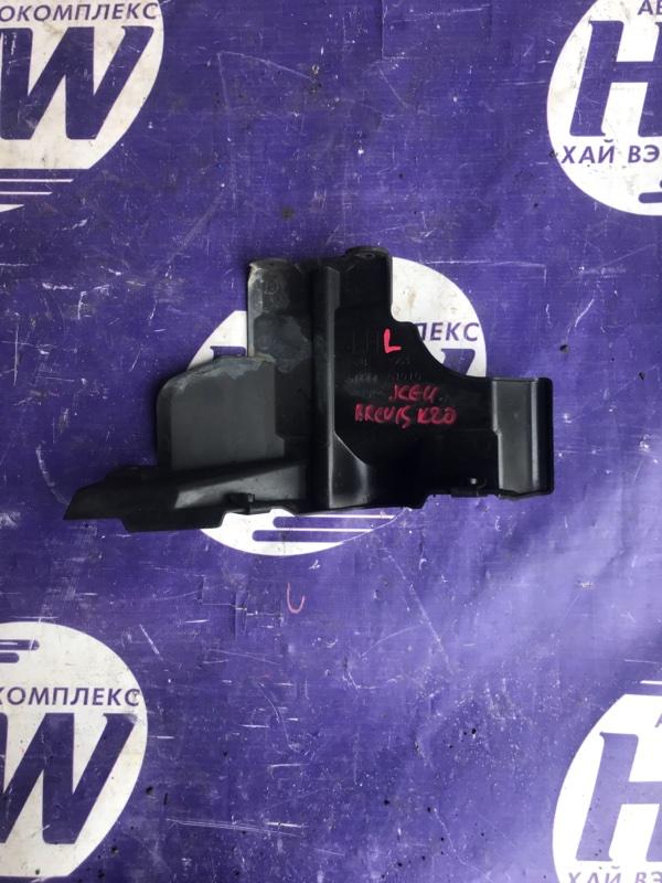 Защита двигателя Toyota Brevis JCG11 2JZFSE 2004 левая (б/у)