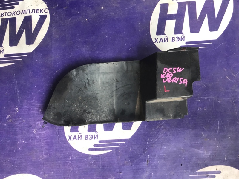 Защита двигателя Mazda Verisa DC5W ZY левая (б/у)
