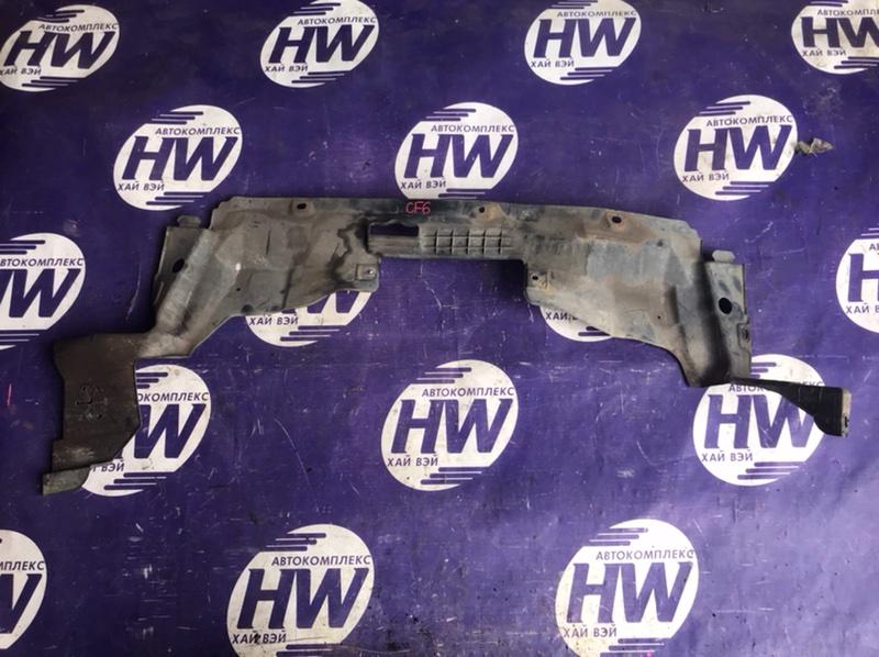 Защита двигателя Honda Accord CF6 F23A (б/у)
