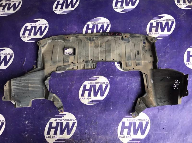 Защита двигателя Honda Airwave GJ1 L15A (б/у)