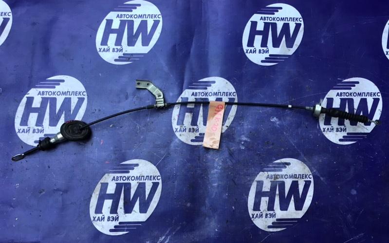 Трос переключения акпп Honda Airwave GJ1 L15A (б/у)