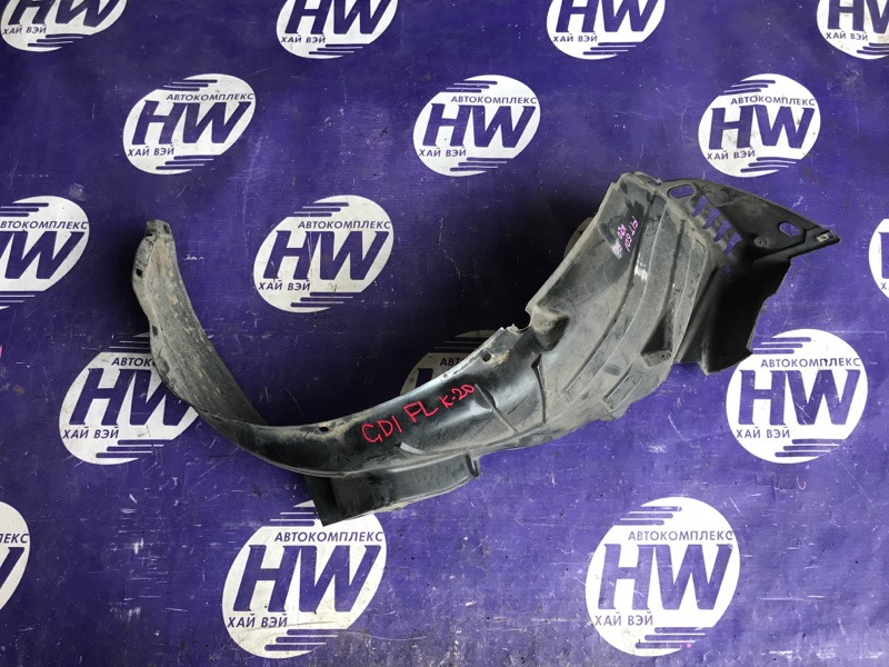 Подкрылок Honda Fit GD1 L13A передний левый (б/у)