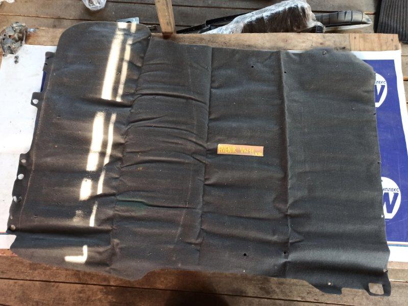 Коврик багажника Nissan Expert VW11 QG18 (б/у)