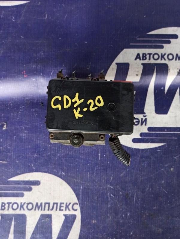 Блок abs Honda Fit GD1 L13A (б/у)