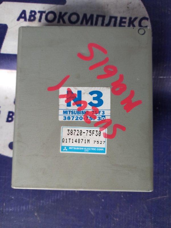 Блок управления рулевой рейкой Suzuki Wagon R Wide MA61S K10AT (б/у)