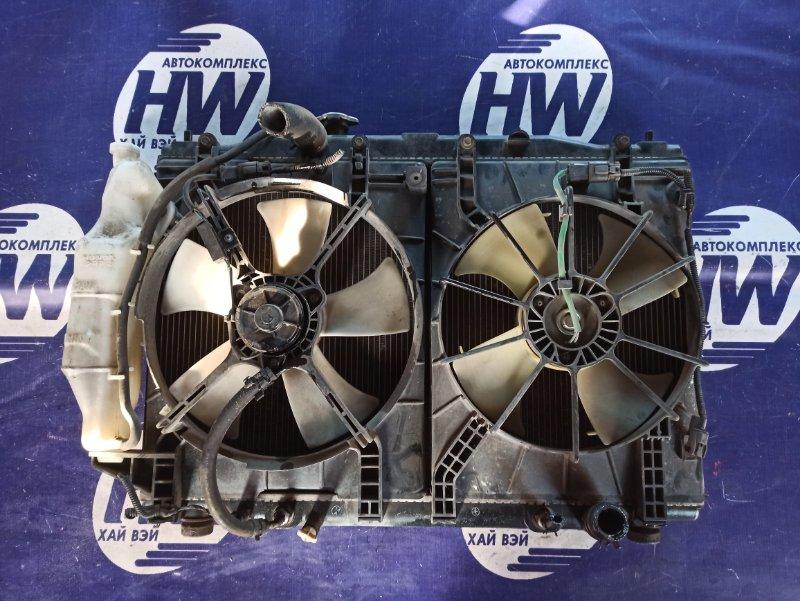 Радиатор Honda Edix BE3 K20A (б/у)