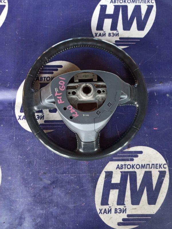 Руль Honda Fit GD1 L13A (б/у)