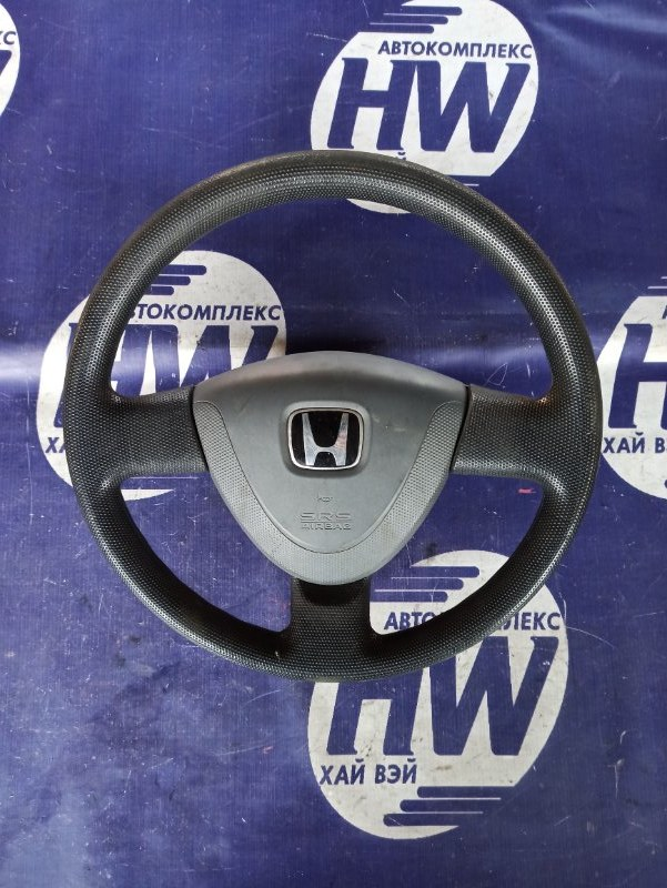 Руль Honda Fit GD1 L13A (б/у)