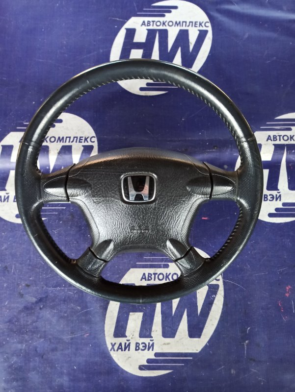 Руль Honda Cr-V RD5 K20A 2003 (б/у)