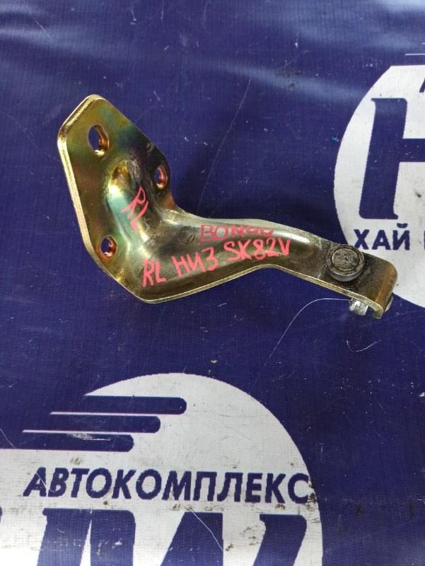 Ролик раздвижной двери Mazda Bongo SK82V F8 2004 левый нижний (б/у)