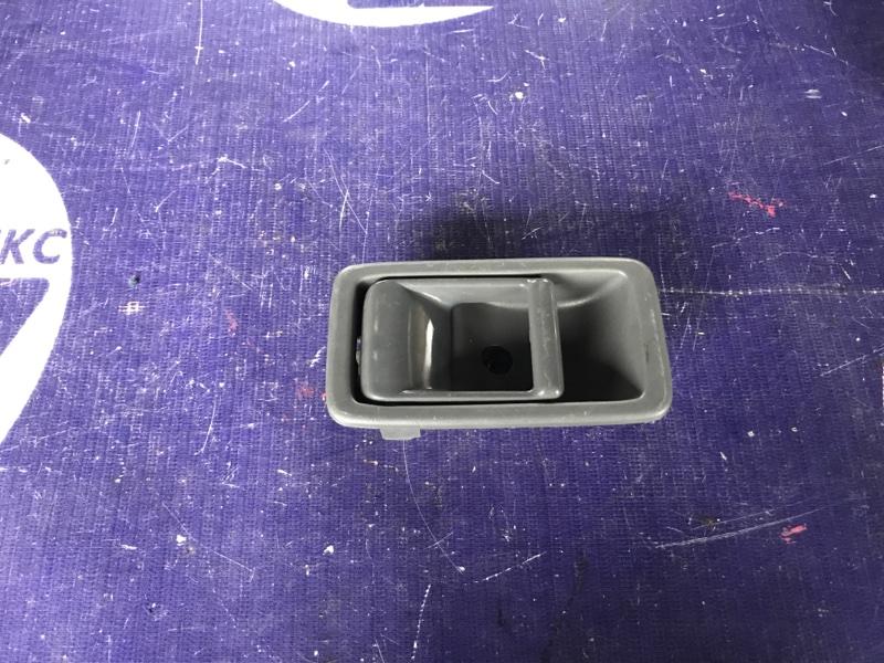 Ручка двери внутренняя Mazda Bongo SK82V F8 2004 передняя левая (б/у)