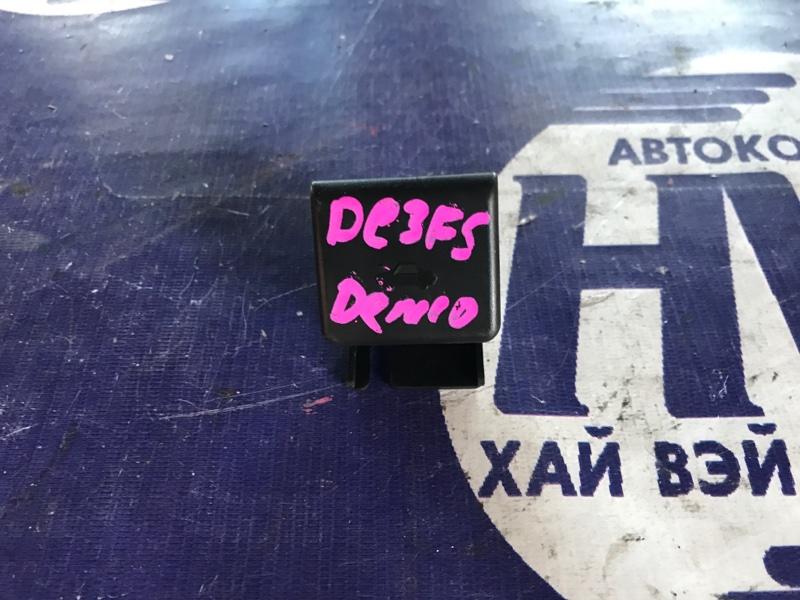 Ручка открытия капота Mazda Demio DE3FS ZJ (б/у)
