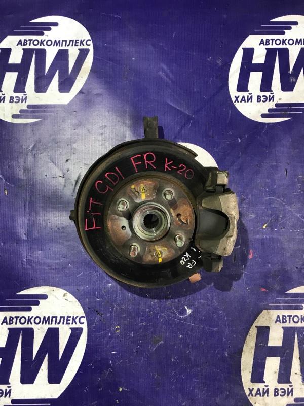 Ступица Honda Fit GD1 L13A передняя правая (б/у)