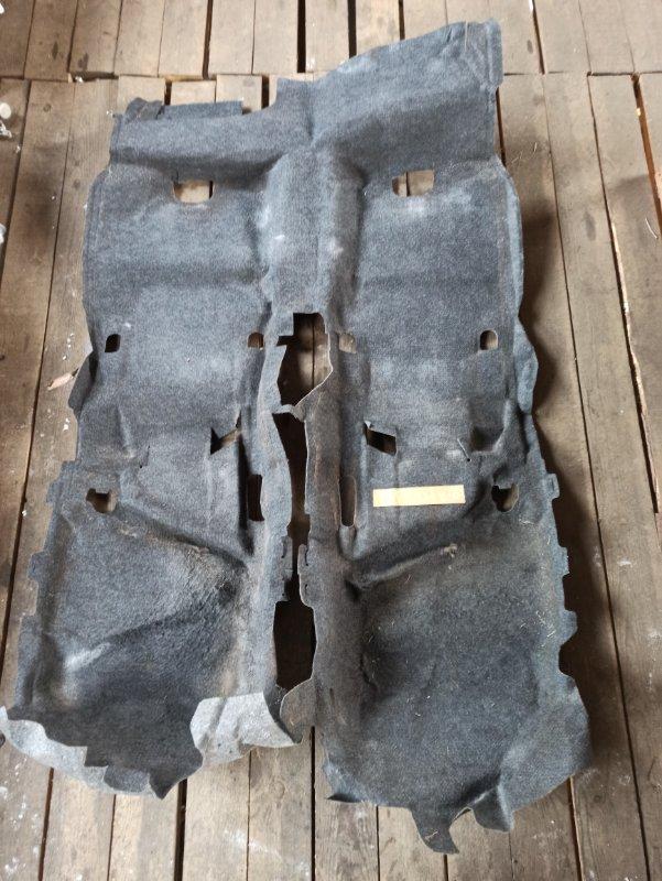 Ковер пола Honda Fit GD1 L13A (б/у)