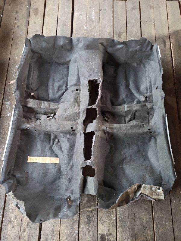 Ковер пола Nissan Expert VW11 QG18 (б/у)