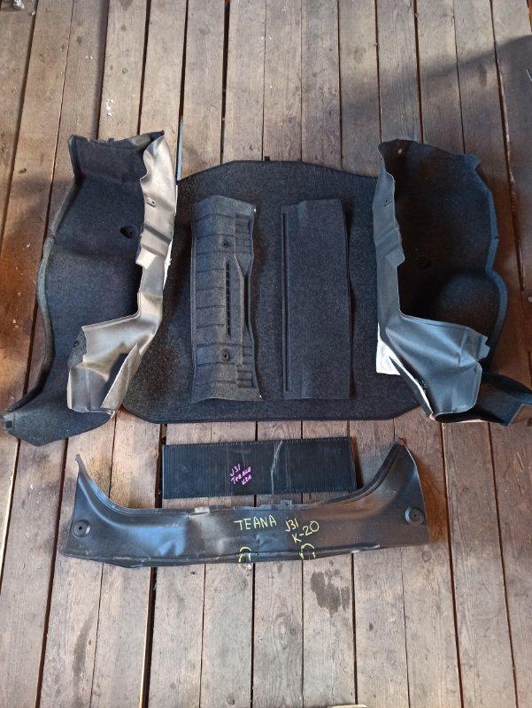 Обшивка багажника Nissan Teana J31 VQ23 (б/у)